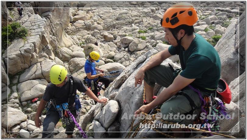 龍洞進階初岩課程